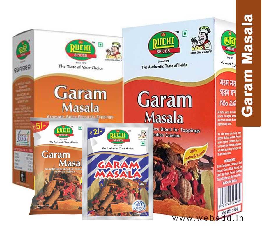 Garam Masala - Ruchi