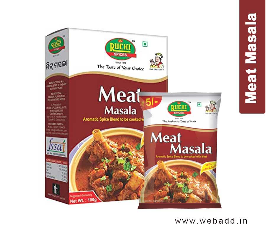 Meat Masala - Ruchi