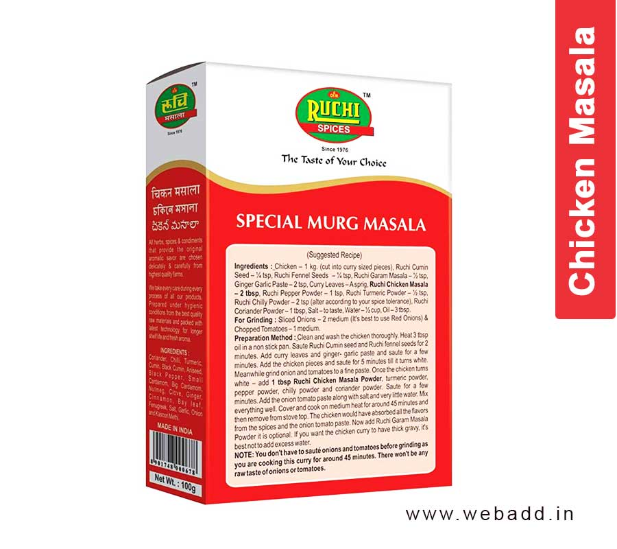 Chicken Masala - Ruchi