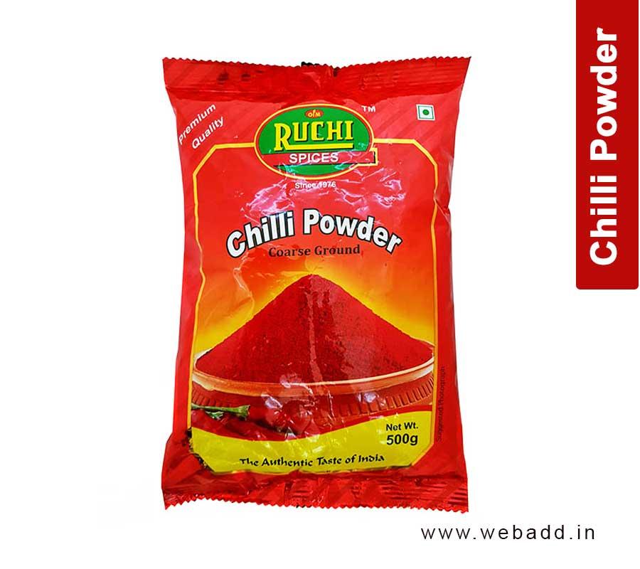 Chilli Powder - Ruchi