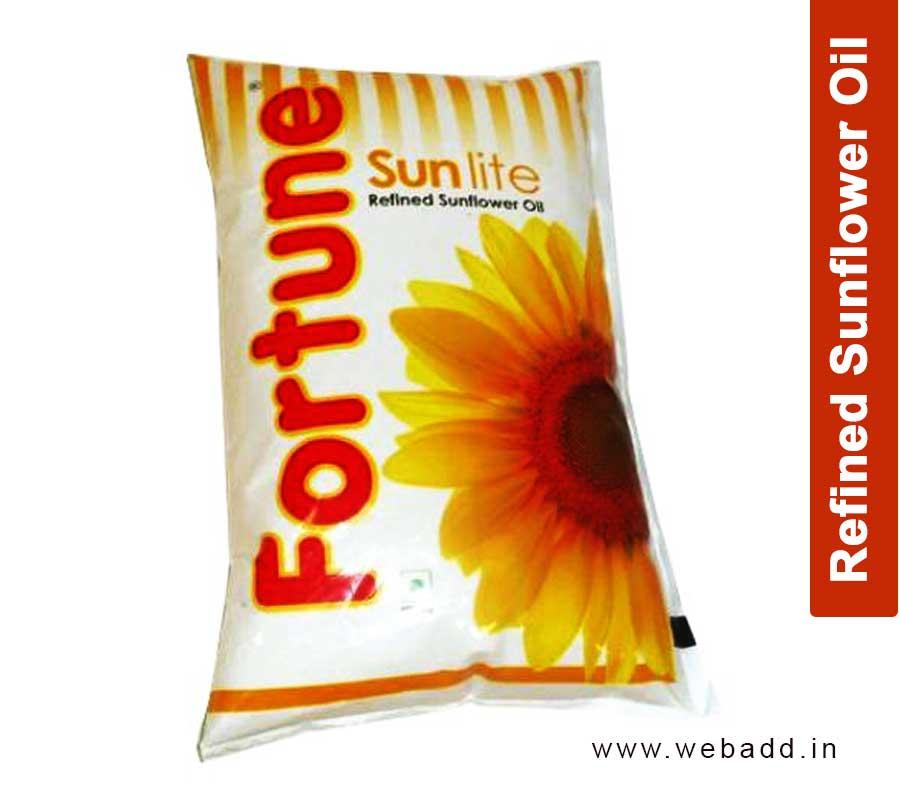Fortune Sunlite Sunflower Oil