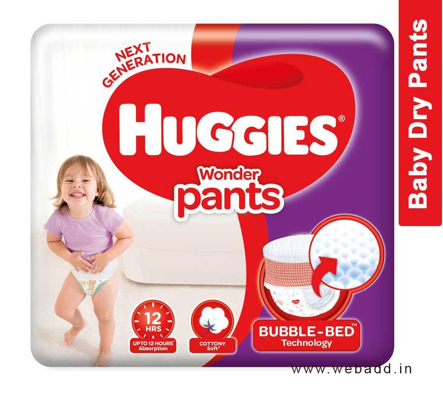 Huggies Wonder Pants M