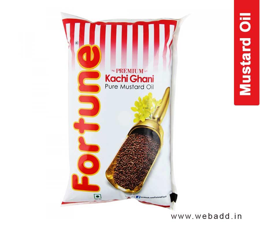 Fortune Kachi Ghani Mustard